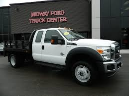 100 Ford Truck 2015 Used F450 Flatbed For Sale At Midway Center