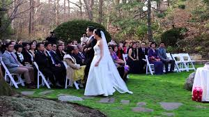 Cleveland Botanical Garden wedding