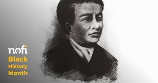 Une Femme Afro Américaine En Lisant Le Journal Benjamin Banneker 1731 1806 Le Premier Scientifique Noir