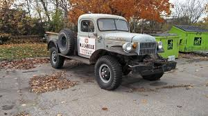 100 1956 Dodge Truck For Sale Steamaker Jacdurac Power Wagon On And Off The Road