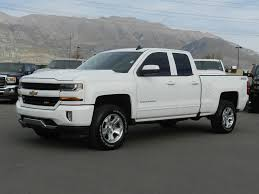 2017 Used Chevrolet Silverado 1500 LT Z71 At Watts Automotive ...