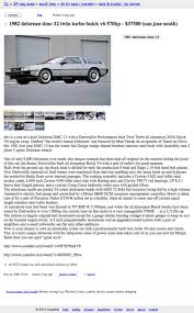 For $37,500, This Delorean Should Make Marty McFly Garage Houses For Rent In Pleasanton Ca Craigslist Beautiful Used Trucks Medford Oregon By Owner 7th And Washington Dc Cars Sale By 1920 Car The Toyotaengined Austinhealey Sprite That Will Haunt Me Forever Sacramento Ca Honda Accord Models Popular Tow New Carriers Wreckers Rollback Tampa Youtube Sf Bay Area Tutorial Video With Search Wisconsin Image 2018 Ugg Boots Reviews Mount Mercy University Dc Available