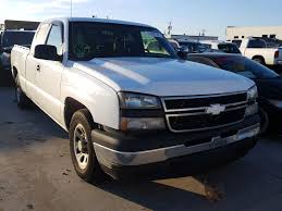 Damaged Chevrolet Silverado 1500 Classic Car For Sale And Auction ...