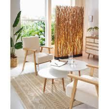 details zu beleuchteter raumtrenner ylva raumteiler wohnzimmer dekoration ca b115 x h180 cm