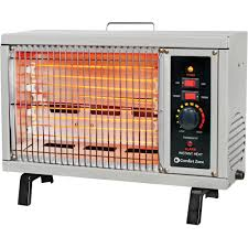 Heated Dog Beds Walmart by Sunbeam 2 In 1 Tilt U0026 Heat Personal Heater Fan Walmart Com
