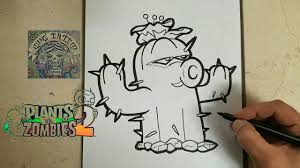 Plants Vs Zombies Coloring Pages 14 31673 Inside Page Idea 13