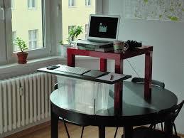 Wall Mounted Desk Ikea Hack by New Standing Desk Ikea Ideas U2014 Bitdigest Design