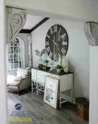 Sherwin Williams Agreeable Gray Farmhouse Style Dining Room With Decor Kylie M E Design