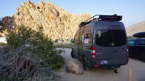 Sprinter Vans For Camping Recreation