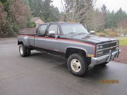 1989 Chevy Silverado K3500 4x4 Dually New Used Chevrolet Dealer In Akron Near Cleveland Oh Vandevere Crew Cab Trucks Old Chevy For Sale 1992 Gmc Sierra C1500 For Sale At Gateway Classic Cars Stl Youtube 89 Silverado 350 Ss Affordable Colctibles Of The 70s Hemmings Daily K20 4x4 Twin Turbo Cummins Swap Tons Pics 1989 S10 Pickup 14 Mile Drag Racing Timeslip Specs 060 Chevy Ck1500 Custom Nascar Tribute Lowered Slammed Greyweather Productions 1500 Pickup Truck Item F7323 So Chevy Silverado K3500 Dually