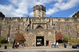 Eastern State Penitentiary Halloween 2017 by Eastern State Penitentiary Halloween