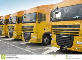 Trucks Stock Photo. Image Of Construction, Trade, Sale - 11052990