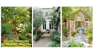 100 Dream Home Ideas 36 Cool Backyard Garden For Your House Gurudecorcom