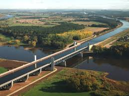 100 Magdeburg Water Bridge The A For Boats In Germany Cond Nast Traveler