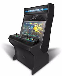 Bartop Arcade Cabinet Kit by Vewlix Cabinet Clone Japanese Style Sit Down Xtension Arcade