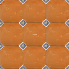 saltillo tiles octagonal 1 unsealed terra artesana