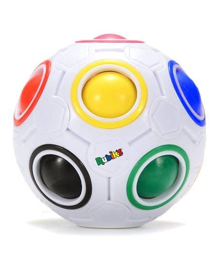 Rubik's Rainbow Ball White