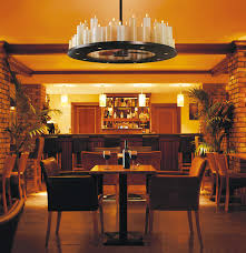 dining room ceiling fans with lights for fan on