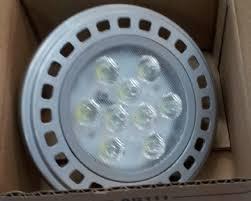 par36 ar111 11 watt led spot light bulb 12v ac dc white 6000k