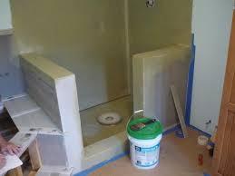 liquid membrane shower pan ceramic tile advice forums john