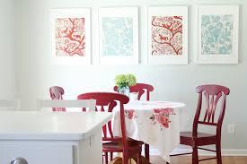 Easy DIY Framed Fabric Art