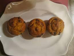 Bisquick Pumpkin Chocolate Chip Muffins by Mrs Moderation September 2013