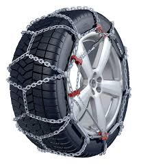 Thule XD-16 Snow Chains For SUV, 4x4, Van