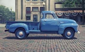 Chevy Trucks, Through The Generations