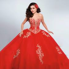 popular white with red sequin quinceanera dresses buy cheap white