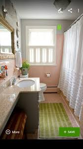 Retro Pink Bathroom Decor by 73 Best What To Do With A 50 U0027s Pink Bathroom Images On Pinterest