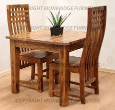 chair alluring dining table 2 chairs chair two kitchen and bench