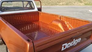 One Family Owned: 1973 Dodge D100 Club Cab