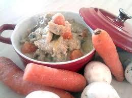 cuisine blanquette de veau à l ancienne recette de blanquette de veau à l ancienne au mascarpone