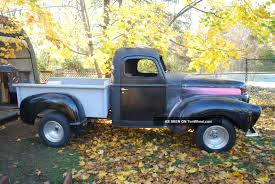 100 1946 International Truck Street Rod Project Hot Rod