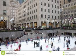 Christmas Tree Rockefeller Center Live Cam by New York City Rockefeller Center Christmas Editorial Photo Image
