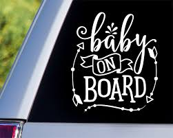 Baby On Board Car Decal - Car Decals, Window Decals, Car Stickers ... Amazoncom Deer Family Die Cut Vinyl Window Decalsticker For Car The Best Funny Stickfigure Decals Usa Distressed American Flag Vinyl Decal Sticker Patriotic Car And Camp Life Camper Detail Feedback Questions About The Shocker Jdm Car Window Decals Stickers Product Gmc Truck Motsports Windshield Topper Window Rusk Racing Custom Motocross Graphics Decals Thick Stickers Cheap Decal Stickers Find Deals On Line Customize Wallpaper Gone Fish Fishing Fits
