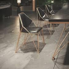 nordic esszimmer stuhl angepasst schwarz gold schmiedeeisen luxus restaurant rückenlehne stuhl stühle küche möbel schlafzimmer