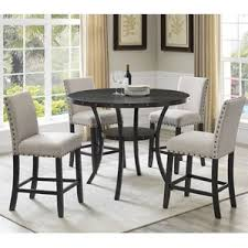 Elegant 5 Piece Dining Room Sets by Elegant Espresso Kitchen Table Set 43j1s Fhzzfs Com