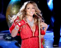 Rockefeller Christmas Tree Lighting Mariah Carey by All That Glitters Curbing The Catwalk