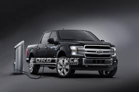 100 Ford Hybrid Truck Is This The Face Of The New F150 And Scom
