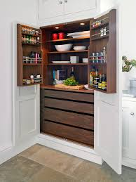 spice rack organizer in Kitchen Contemporary with Pantry Ideas