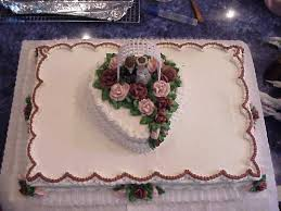 Another Image Associated With Sheet Wedding Cakes Can Be Found Below Description From Onweddingideas