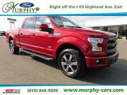 Certified Pre-Owned 2015 Ford F-150 Lariat Pickup Truck In Delaware ... Preowned 2008 To 2010 Ford Fseries Super Duty Photo Image Gallery Certified 2017 F150 Xlt Crew Cab Pickup In Cheap Trucks For Sale Xl C400966b Youtube Codys New F450 Cgrulations And Best Wishes From Pre 2015 F350 Near Milwaukee 41427 Badger Used F250 Srw For Sale Amarillo Tx 44535 2016 Tonka By Tuscany Supercharged Iconic Yellow 1997 F800 Standard Flatbed 303761 4d Supercrew Glenwood Springs J150a Lariat Michigan City Buy Raptor In Australia Price Cversion Shogun L 9000 Roll Off Truck Truck Sales Toronto Ontario