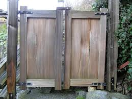 100 Building A Garden Gate From Wood Double Gates To The Beach Cedar Sustainable Work