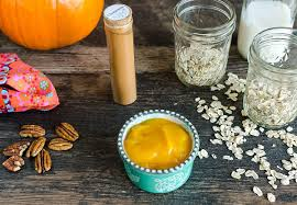 Pumpkin Pie Protein Overnight Oats by Pumpkin Overnight Oatmeal Healthy Easy Quick U0026 Delicious