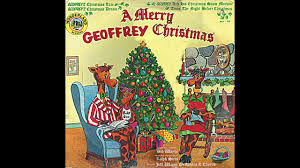 Berenstain Bears Christmas Tree Dvd by A Merry Geoffrey Christmas 1975 Lp Youtube