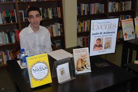Teen Author Justin M. Anderson Speaks At Barnes & Noble In ... Angels And People Life In New Orleans New Teen Paranormal Romance Get Lit Teen Book Club Barnes Noble Topeka 26 Mar 2017 Best Books For Teens Readers Digest Did You Hear Come Celebrate The Events The Advisory Team Council Helps Gift Wrap Shoppers At Family Fun Twin Cities Seen Album On Imgur Photos From Nobles Festival Montgomery Undertow 1 Series Cape Cod Scribe Bct Students To Perform Firstever Merlin Ya And More