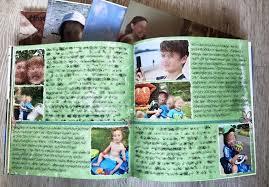 diy fotobücher mit kindersprüchen familienleben baby