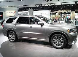 Luxury Suv With Second Row Captain Chairs by Dodge Durango Goes First Class With Second Row Captain U0027s Chairs
