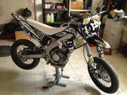 kit deco derbi rockstar derbi drd pro black white rockstar for all s days moto